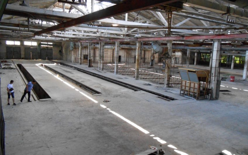 Продажа производственно-складских помещений ул. Никопольское шоссе