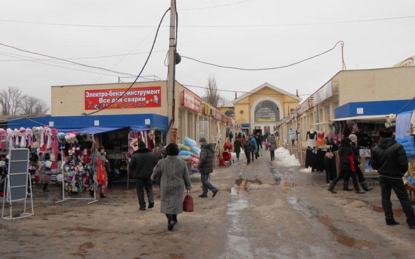 Предлагается в продажу торговый ряд. ул. Щепкина 1 (рынок 44 квартала).