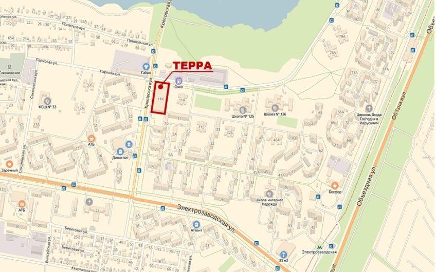 Сдается в аренду трехуровневый Торговый комплекс «Terra» 5-й мкр. Заречный, 11-к,