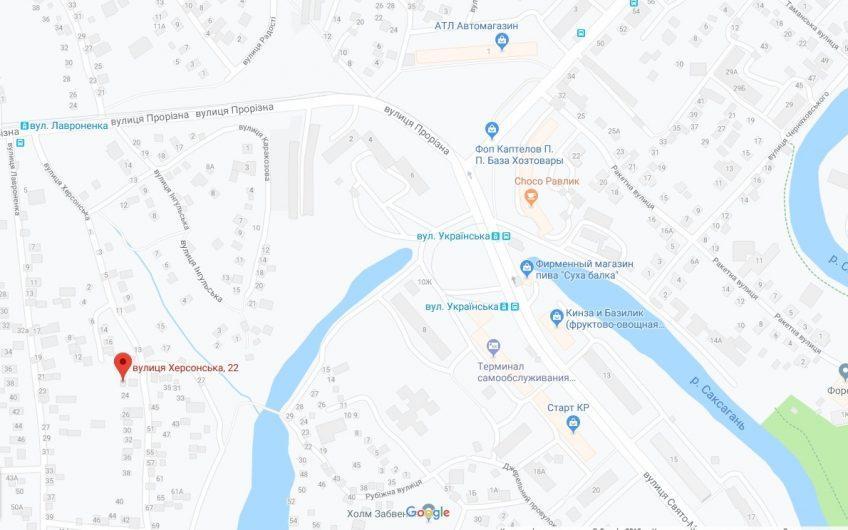 Продажа недостроенного дома ул. Херсонская, р-н МОПР