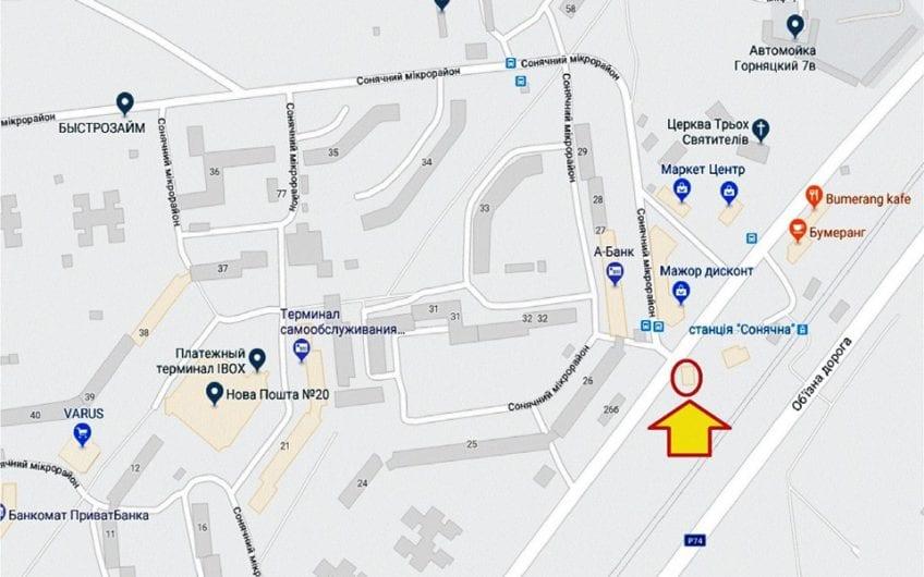 Продам 23кв.м. Красная линия. Рядом метро, остановки, рынок.