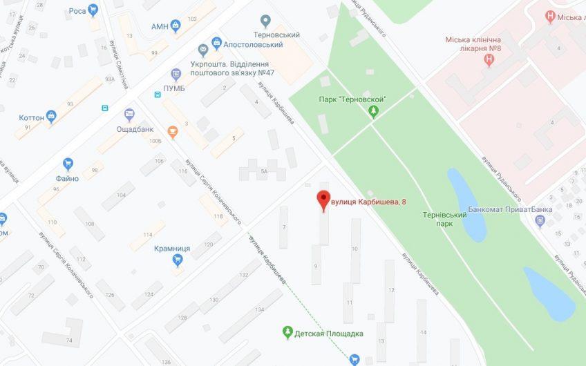Продажа 3х ком. квартиры ул. Карбышева, р-н 17 квартала