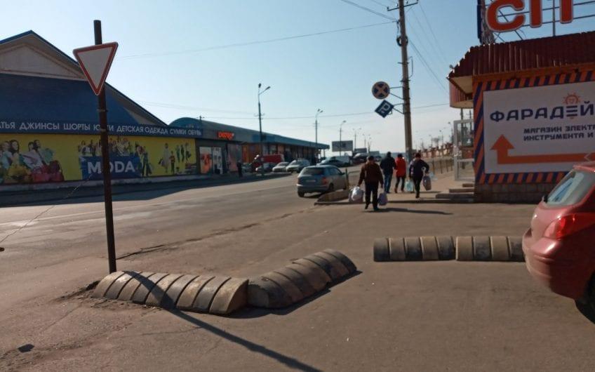 Аренда отдельно стоящего здания, напротив центрального рынка ул. Урицкого