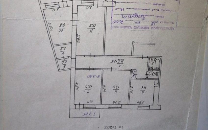 Продажа 4х комнатной квартиры пр. 200-летия Кривого Рога, Спасская