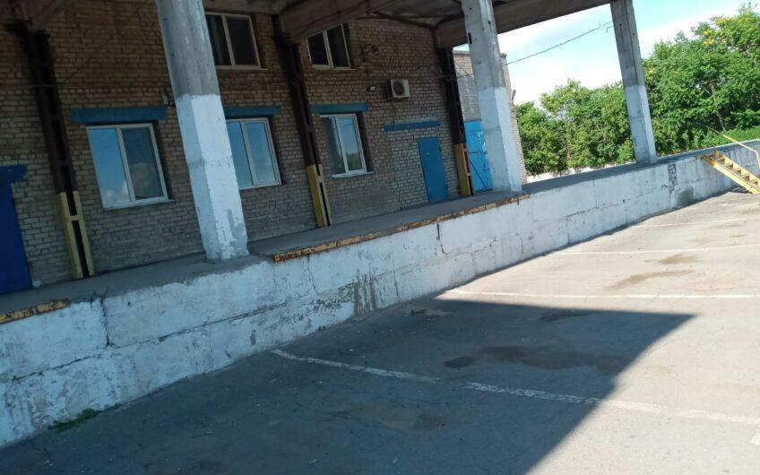 Аренда складских помещений + офис, р-н Смычка