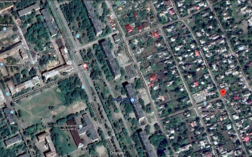 Продажа дома ул. Хорезмская, р-н Свитанок, Рыбасово