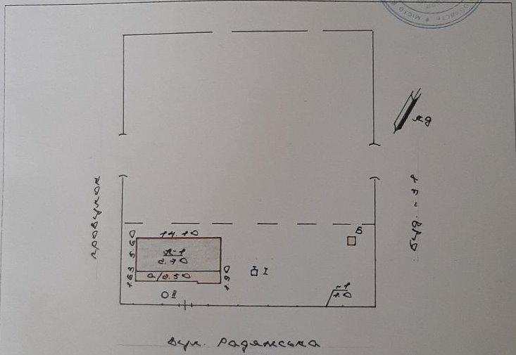 Продажа домика с земельным участком с. Лозуватка