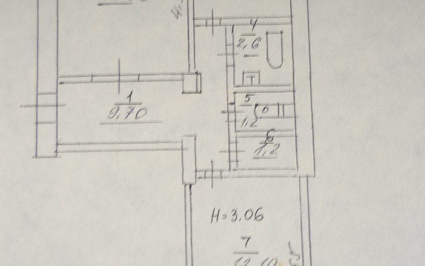 Продажа квартиры о.п. 50 кв.м. ул. Качалова, р-н пл. Артема