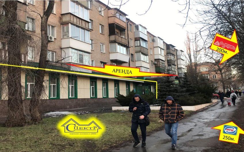 Магазин, офис, красная линия, ул.Ватутина 34