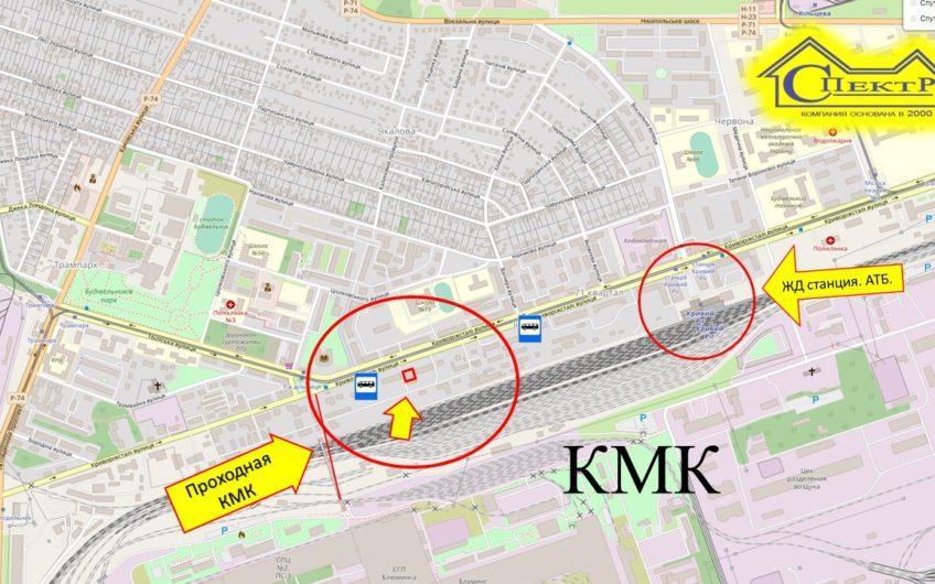 Торгово офисное, вдоль красной линии, возле Арселор Миттал!