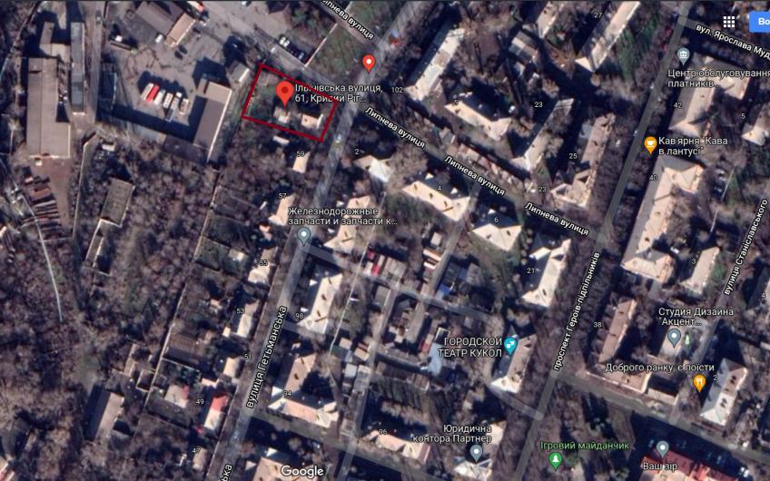 Продажа дома с земельным участком ул. Гетманская д.61