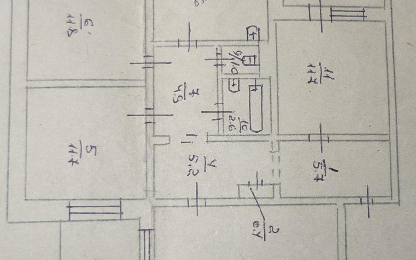 Продажа 4х ком. квартиры с автономным отоплением 5Заречный д.69